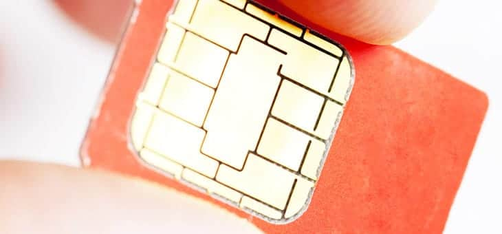 O que é chip M2M?